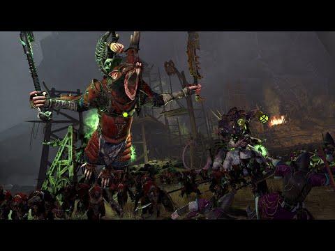 Brand New Battle Gameplay From Total War: Warhammer 2 - IGN Live: Gamescom 2017