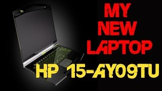 HP 15-AY019TU Laptop Hands on Review Pros amp Cons My New Laptop