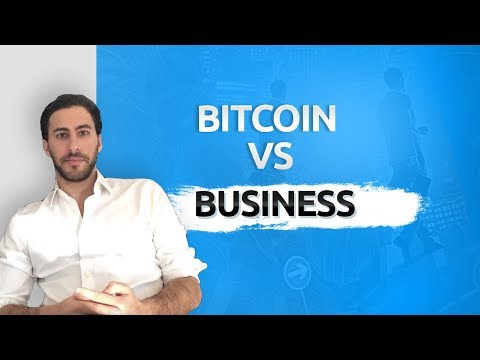 Invest In Cryptocurrency-Bitcoin or Business? Watch This First