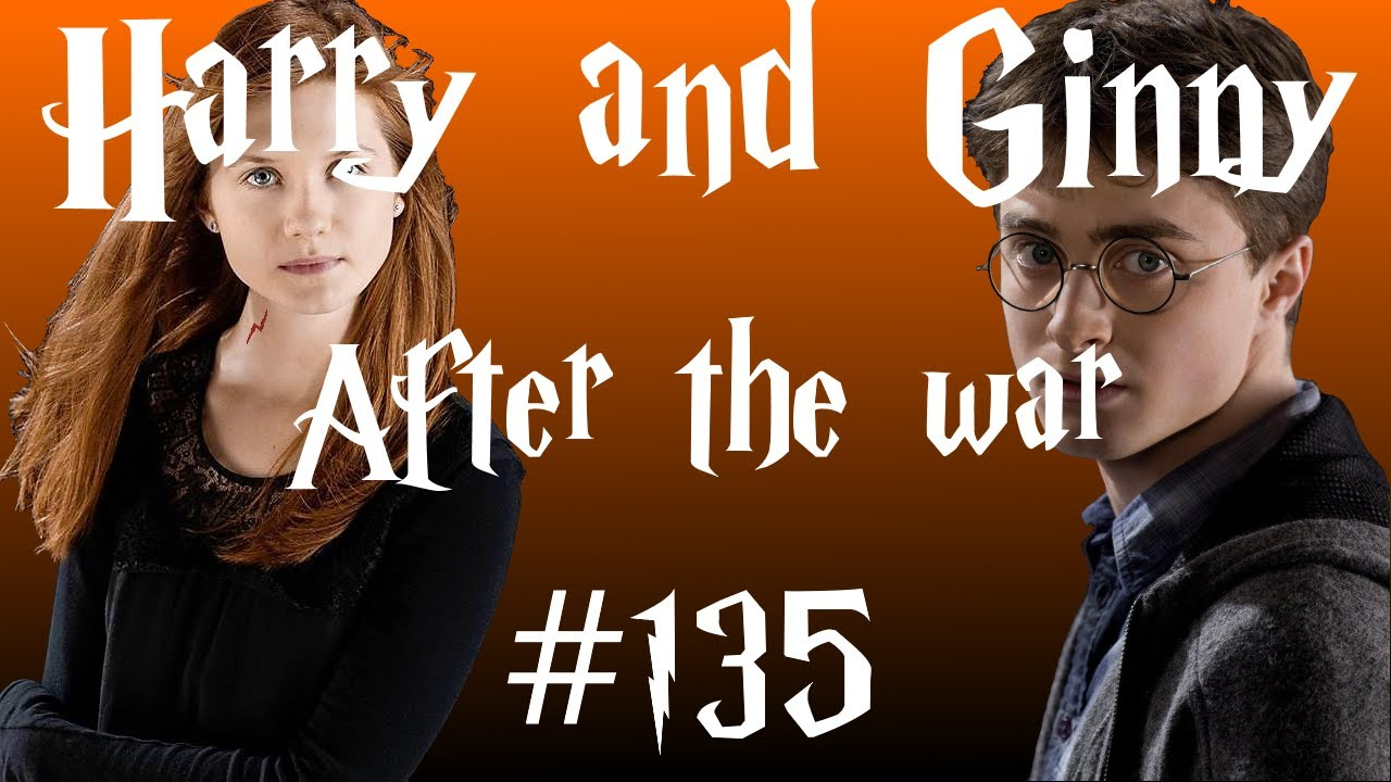 Harry and Ginny - After the war #135