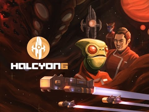 Let's Play: Halcyon 6: Starbase Commander - Episode One