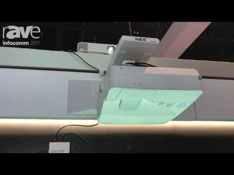 InfoComm 2017: NEC Display Features NP-UM351W Projector
