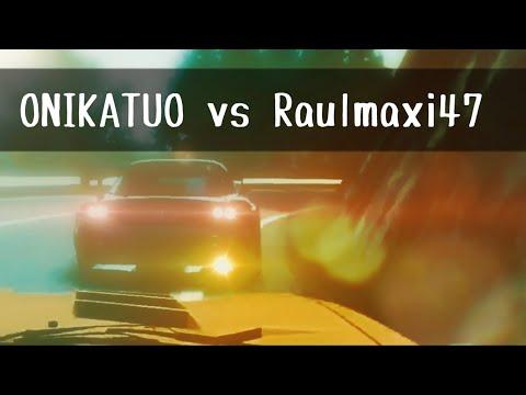 Assoluto Racing - Touge Battle - 3Rounds - [RX-7 FD3S Vs RX-7 FD3S ] 峠バトル