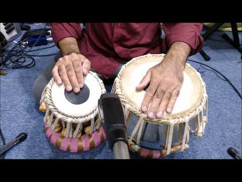 Tabla lesson # 216 Bhajani Theka Variations- Hindi