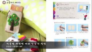 동영상 강의로 쉽게 배우는 친절한 니들펠트 DIY 도서…