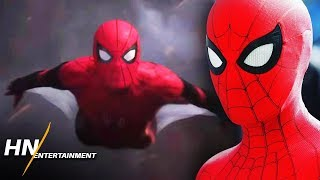 How Peter Gets the New Red & Black Suit | Spider-Man: Far From Home
