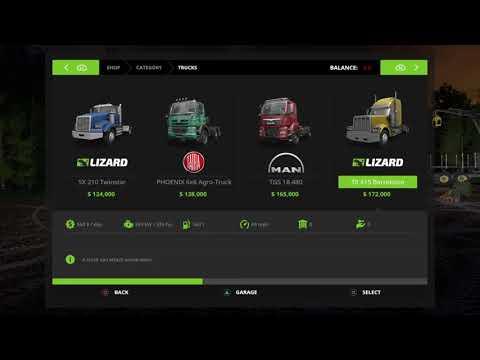 Farming Simulator 17 MP -  EP. 1 - The Start of The Company
