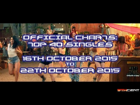 Official Charts (UK): Top 40 Singles (16th October 2015 - 22th October 2015)