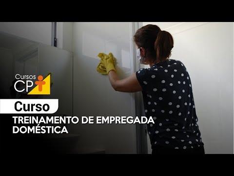 Clique e veja o vídeo Curso Online Treinamento de Empregada Doméstica
