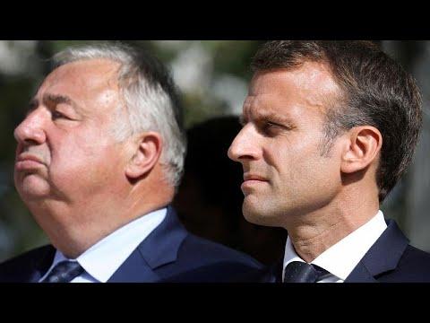 euronews (en français): Le Sénat français défie Macron : il saisit la justice contre trois proches