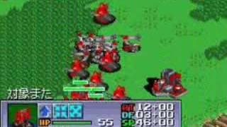 Mech Platoon Planet Lichen Mission 4 GamePlay