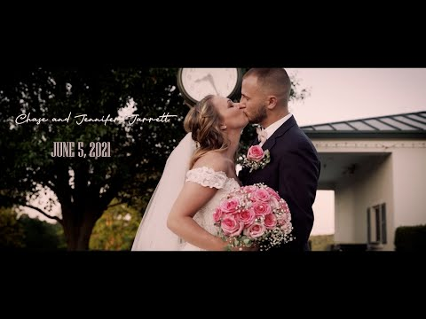 Chase and Jennifer Jarrett Wedding