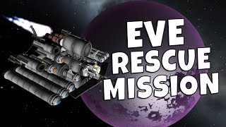KSP - Eve Rescue Mission