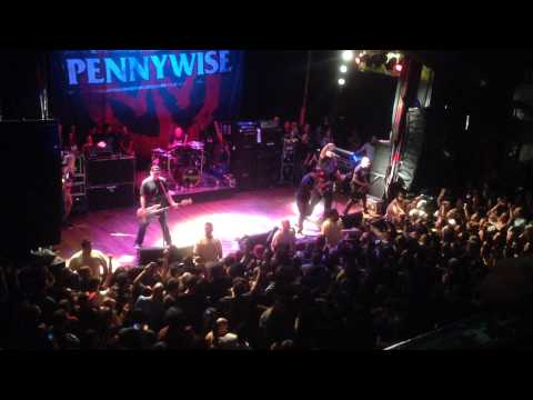 Pennywise W/Greg Hetson Bad religion cover Do what you want