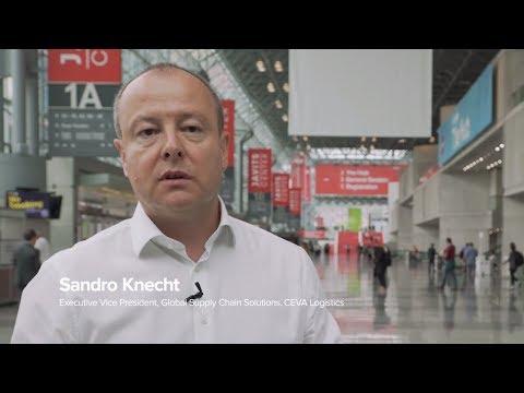 GT Nexus Insights  Sandro Knecht of CEVA Logistics