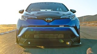 600-HP Toyota C-HR R-Tuned – HOW IT'S BUILT