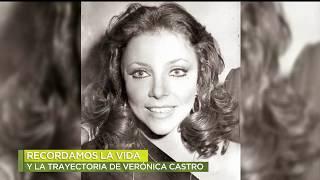 Verónica Castro: Su vida y trayectoria en menos de 4 minutos