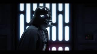Star Wars ışın kılıcı sahnesi