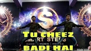 Tu cheez badi Hai mast dance choreography | Melvin Louis choreography | Rocky, Sagar fan made video