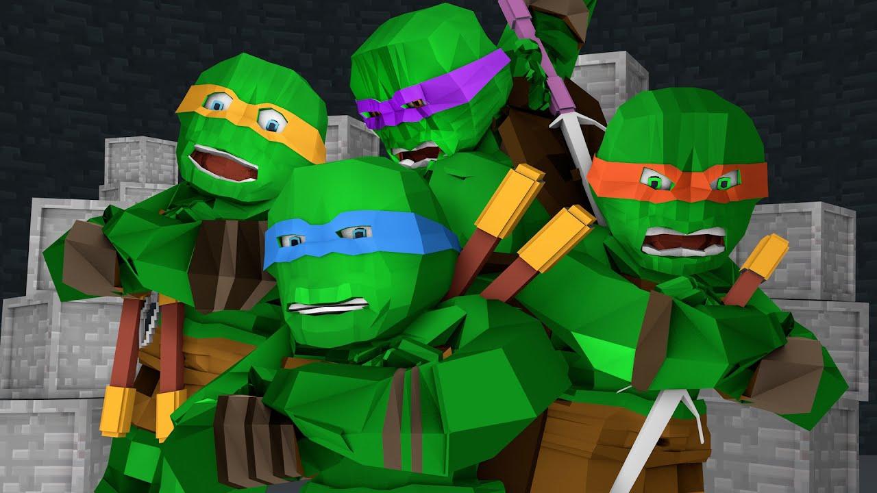Teenage Mutant ninja t | Minecraft Skins | Tynker