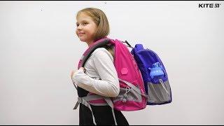 Обзор школьного рюкзака ???? #Kite #Education K19-702M-1 #Smart