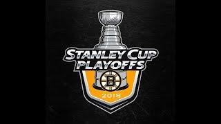 Boston Bruins 2017-18 Playoff Pump-Up