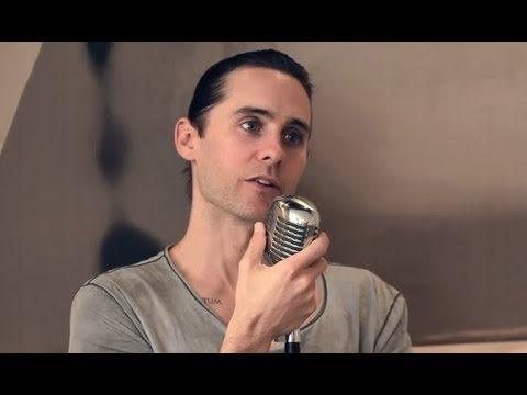 [INTERVIEW] Jared Leto on LOVE LUST FAITH + DREAMS (All The Rage TV)