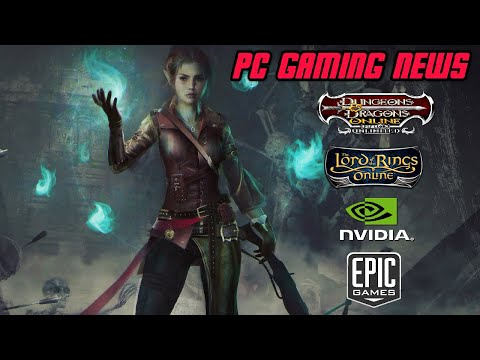 PC Gaming News #44 : Free MMO Content , Nvidia DLSS 2.0 , Epic Becomes A Publisher ...