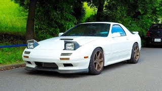 1990 Mazda RX-7 FC Modified Turbo (New Zealand Import) Japan Auction Purchase Review