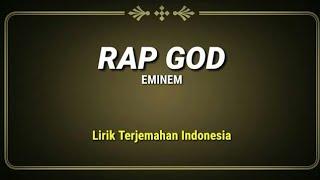 Download Lagu Rap God - Eminem ( Lirik Terjemahan Indonesia ) mp3