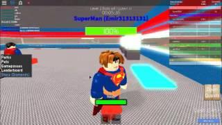 Roblox Süper Kahraman Modu