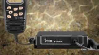 icom cb radios ic 440n ic 41w