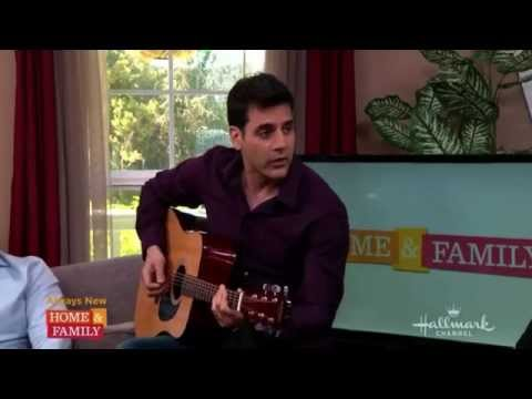 Ben Bass Plays Guitar and Sings  Home & Family 61914