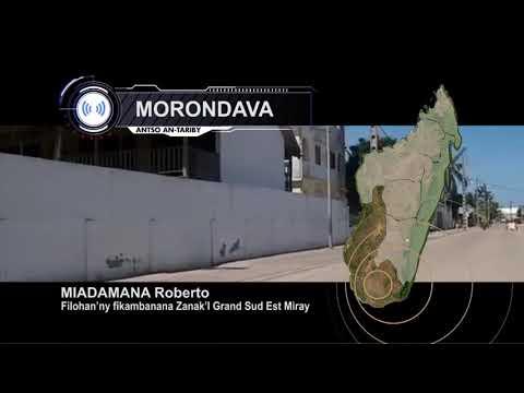 INFO K MADA : Procureur Morondava DU 04 JANVIER 2020 BY KOLO TV