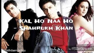 Download Kal Ho Naa Ho - Shahrukh Khan (Lirik+Terjemahan)
