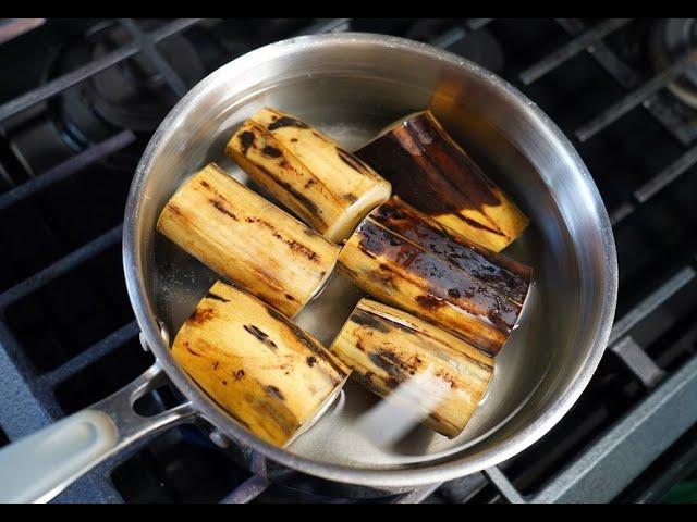Boiled Plantain #TastyTuesdays | CaribbeanPot.com