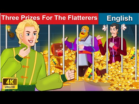 Prizes For Flatterers 🤴 Bedtime stories 🌛 Fairy Tales For Teenagers | WOA Fairy Tales