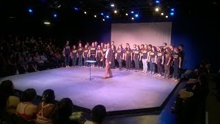 SJSU Choir Sings Loch Lomond at Lincoln High School San Jose