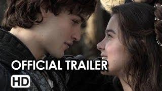 Romeo And Juliet Official Trailer (2013) - Hailee Steinfeld, Paul Giamatti Movie HD