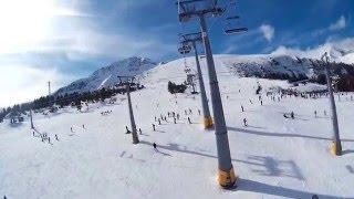 Bulgaria Skiing - Bansko ski trip (Bulgaria) -  February 2016