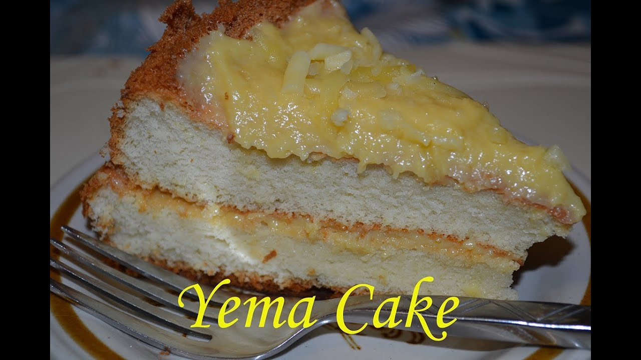 Yema Cake Recipe Filipino Style