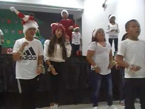 Talofofo Elementary School, Guam, 5th Grade Christmas show