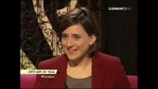Les deux Orphelines (ciné-concert) Interview