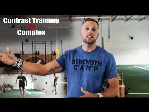 Contrast and Complex Training for Speed and Vertical Jump