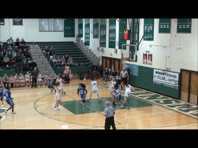 Game Highlights Girls' Varsity: Shaker vs Shenendehowa