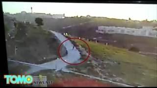Террорист напал с ножом на бегуна в Израиле