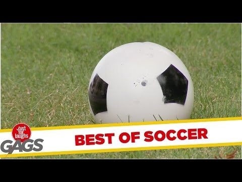 Best of Soccer - Best of Just for Laughs Gags
