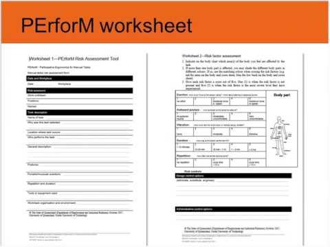 Webinar Two Risk Assessment Tool And Risk Factors