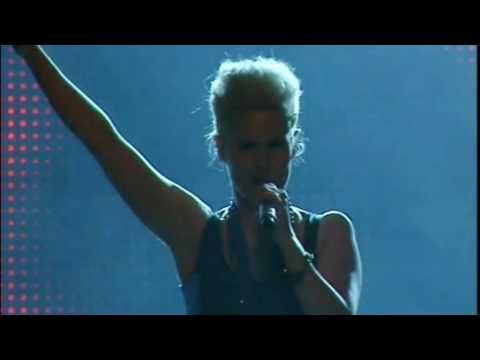 Therese - Put Em High (Live at Stockholm Pride 2010)