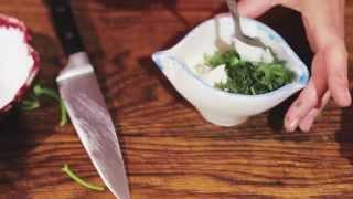 Salmon Gravlax (How to Make it). (Гравлакс - рецепт приготовления)